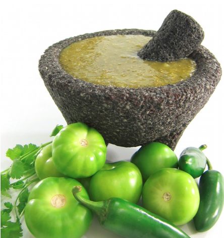 Salsa Verde Mexicana