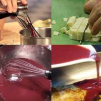 "Mantequilla Roja O ""Sauce Beurre Rouge"" — Chef de Cuisine Luis Perrone"